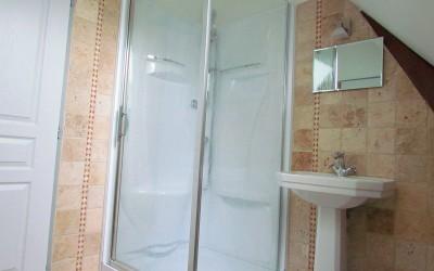 Chambre Franquette – douche