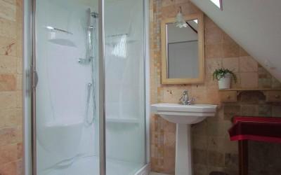 chambre Grandjean – douche