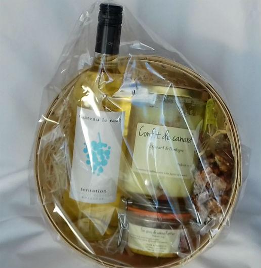 Coffrets cadeau Conserves artisanales